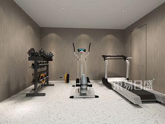 140平米四现代简约风格健身室图