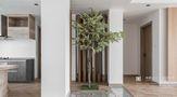 140平米四室两厅日式风格玄关图片
