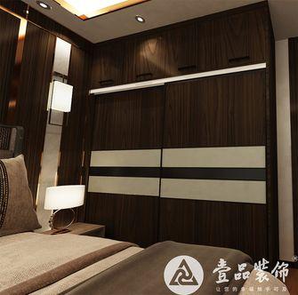 120平米三新古典风格卧室图片大全