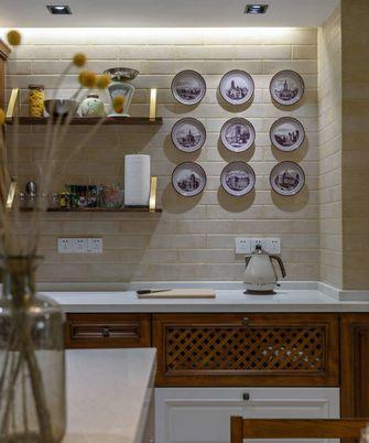 110平米四室两厅美式风格餐厅图