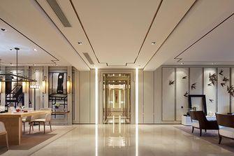 130平米三室两厅东南亚风格走廊装修案例