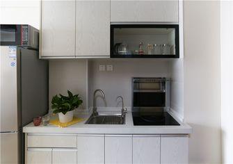 40平米小户型现代简约风格厨房橱柜设计图