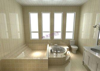 3-5万120平米别墅美式风格卫生间装修图片大全