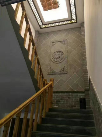 豪华型140平米其他风格楼梯图片