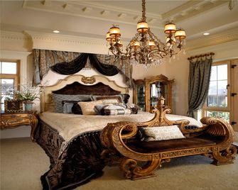 140平米四英伦风格卧室装修图片大全