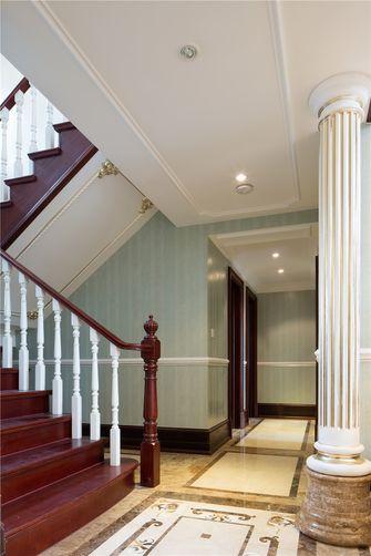 豪华型140平米复式法式风格楼梯设计图
