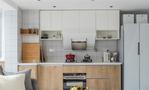 70平米复式日式风格厨房设计图