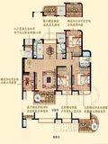 四房地中海风格装修图片大全