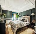 90平米公寓混搭风格卧室效果图