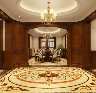 15-20万140平米三室四厅欧式风格餐厅欣赏图