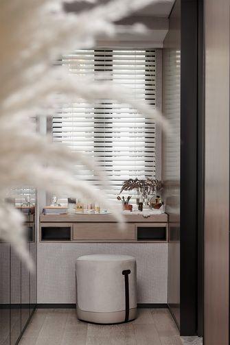 120平米四室两厅现代简约风格梳妆台图片