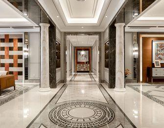 英伦风格走廊效果图
