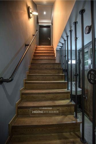 140平米三其他风格楼梯间图片大全