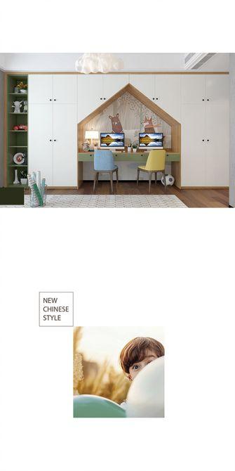 中式风格儿童房装修效果图