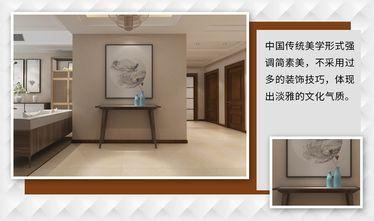 140平米复式中式风格玄关图片大全