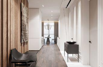 130平米三室两厅现代简约风格走廊图片