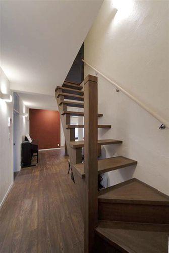 经济型100平米复式日式风格楼梯效果图