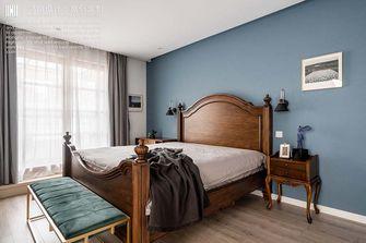 140平米复式北欧风格卧室装修效果图