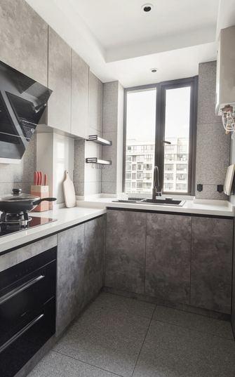 80平米三宜家风格厨房装修效果图