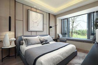 110平米三室两厅美式风格卧室欣赏图