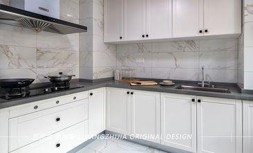 100平米三北欧风格厨房效果图