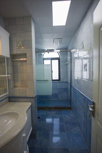 富裕型140平米三室两厅欧式风格卫生间欣赏图
