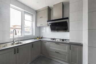 130平米四室两厅美式风格厨房装修效果图