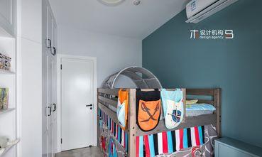 5-10万80平米三室两厅北欧风格儿童房装修图片大全