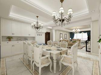 20万以上140平米别墅宜家风格餐厅装修图片大全