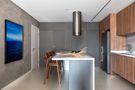 60平米公寓混搭风格餐厅装修案例