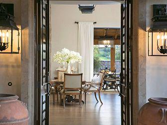 140平米别墅地中海风格走廊装修图片大全