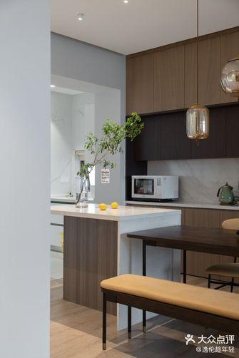 null风格厨房装修案例