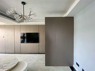 经济型60平米现代简约风格客厅欣赏图