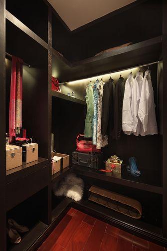 130平米三室两厅新古典风格衣帽间图片大全