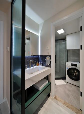 50平米小户型现代简约风格卫生间装修图片大全