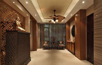 5-10万80平米三室两厅东南亚风格走廊装修案例