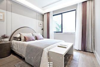 140平米四室三厅混搭风格卧室图