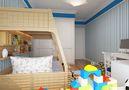130平米三室一厅法式风格儿童房装修效果图