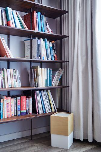 90平米日式风格书房效果图