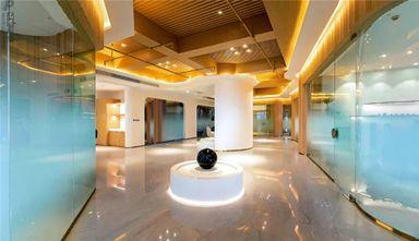 140平米公寓现代简约风格客厅装修效果图