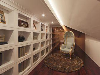 130平米三室两厅欧式风格阁楼效果图