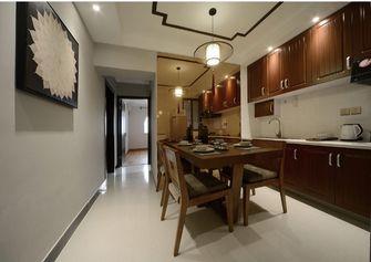 90平米三室一厅东南亚风格厨房欣赏图