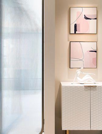 100平米三室两厅法式风格玄关效果图