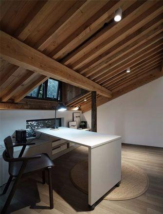 80平米中式风格阁楼装修案例