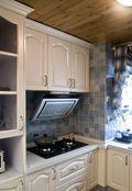 120平米三地中海风格厨房效果图