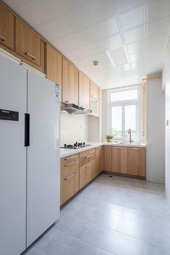 130平米三日式风格厨房装修图片大全