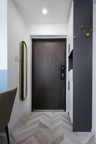 50平米小户型现代简约风格玄关设计图