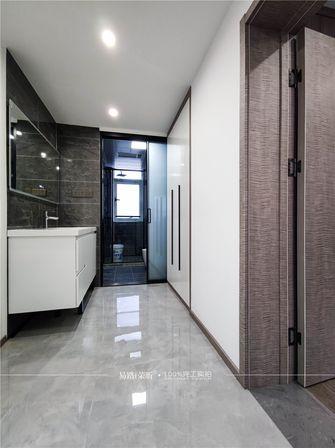 20万以上140平米三室两厅现代简约风格卫生间图片大全