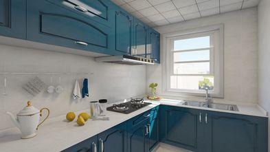 80平米新古典风格厨房装修图片大全