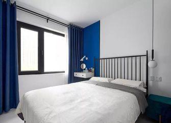 50平米北欧风格卧室设计图